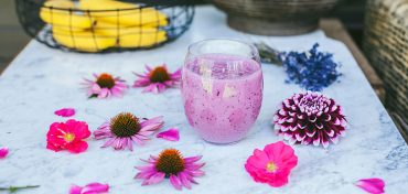 blueberry coctail recipe