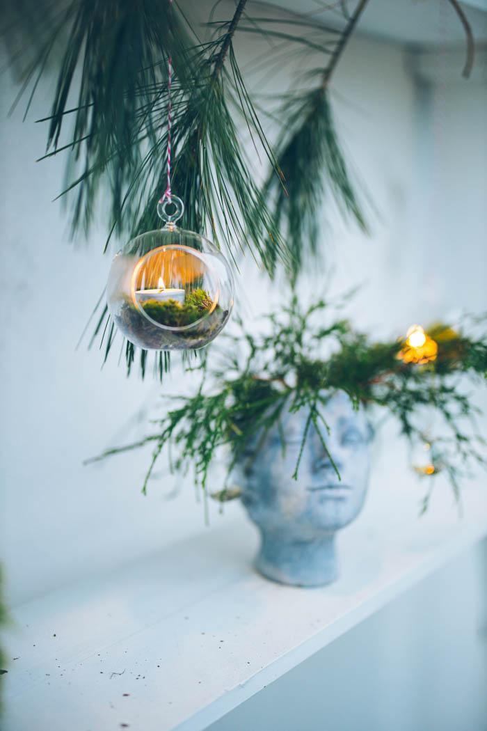 dekoracje świąteczne ogrodu